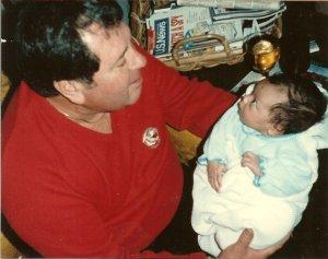 Dad & Arica
