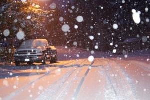 Snowy Renton Street