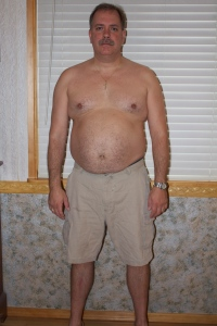 June 18, 2012. 48 years old 241 lbs.