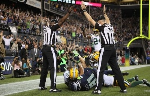 Green Bay Packers v Seattle Seahawks