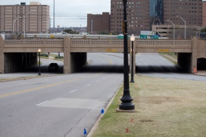 I rode the train in from Ft Worth to Dallas' Union Station and went right over this bridge gauking at Dealey Plaza