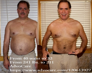 Call 425-687-0100 if you want realize what I did. BTW- I'm now at 202 lbs.